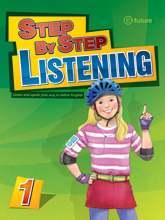 Step by Step Listening 1 Student Book (with CD and Answer Key)