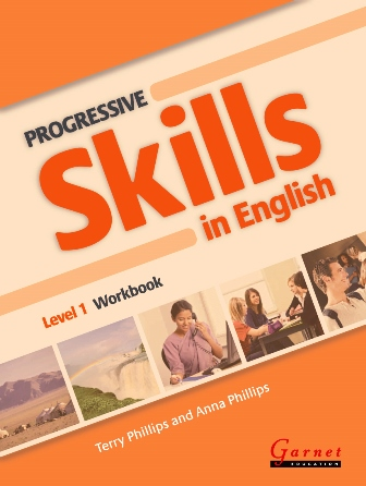 Progressive Skills in English 1 Workbook with CD