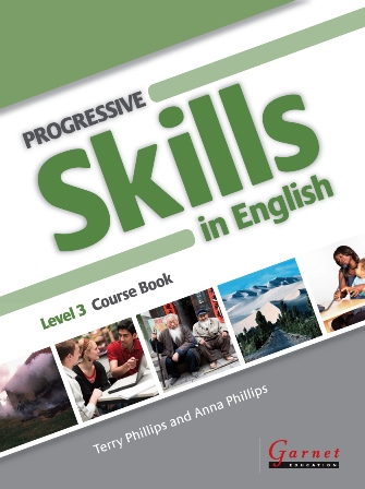 Progressive Skills in English 3 Course Book with CDs and DVD