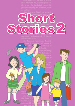 Short Stories 2 Student Book with CD