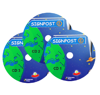 Signpost 2 Audio CDs (New Edition)