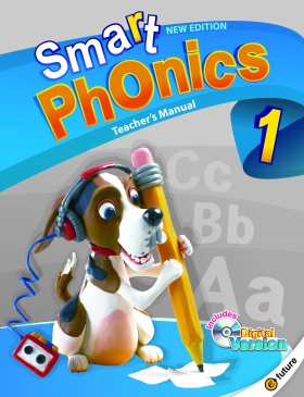 Smart Phonics New Edition 1 Teacher's Manual (with CD-ROM)