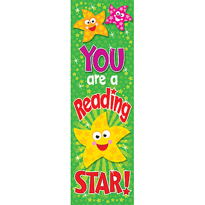 Bookmark: You are a Reading Star!
