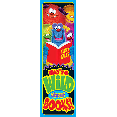 Bookmark: Wild About Books