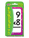 Trend Pocket Flashcards: Multiplication 0-12
