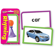 Trend Pocket Flashcards: Rhyming