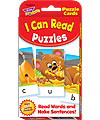 Trend Challenge Cards I Can Read Puzzles<br>*** Latest Edition ***