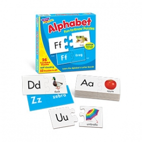 Fun-to-Know Puzzles: Alphabet