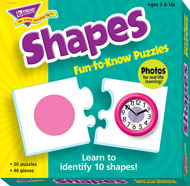 Fun-to-Know Puzzles: Shapes