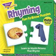 Fun-to-Know Puzzles: Rhyming