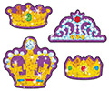 Sparkle Stickers Large : Crowning Moments