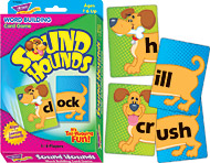 Word Building Card Game: Sound Hounds