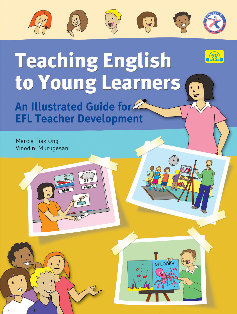 Teaching English to Young Learners Teacher Development Book with Audio CD