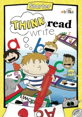 Think Read Write Starter Student Book (with CD)