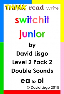 Think Read Write Switchit Junior: Level 2 Pack 2