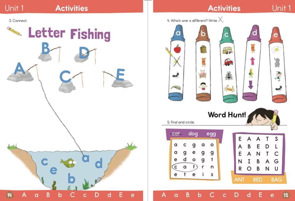 Think Read Write Starter Activities 2
