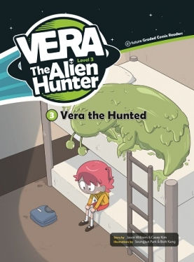 Vera the Alien Hunter 3-3: Vera the Hunted (with CD)