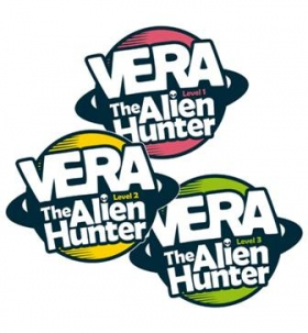 Vera the Alien Hunter Level Full Set (18 Books with CD)