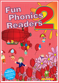 Fun Phonics Readers 2