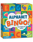 Alphabet Bingo Board Game