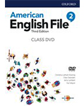 American English File 3rd Edition 2 Class DVD