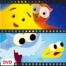 Super Simple Songs DVD - Kids Song Collection