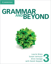 Grammar and Beyond 3