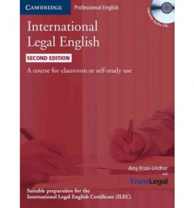 International Legal English Second Edition