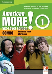 American More!<br>Six-Level Edition