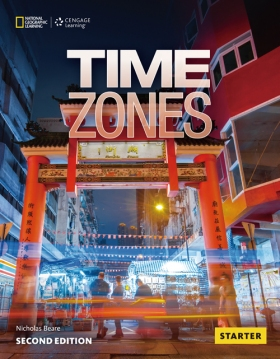 Time Zones Second Edition<br>*** 最新版 ***