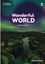 Wonderful World Level 3 2nd Edition