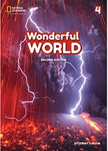 Wonderful World Level 4 2nd Edition