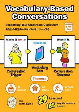 Speak Now Series: Vocabulary-Based Conversations