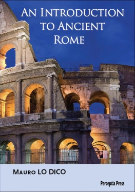 An Introduction to Ancient Rome