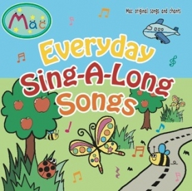 Everyday Sing-A-Long Songs CD