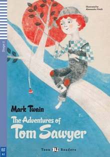 Teen ELI Readers 2: The Adventures of Tom Sawyer (with CD)