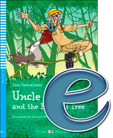 Young ELI Readers 3: Uncle Jack and the Bakonzi Tree (e-book)