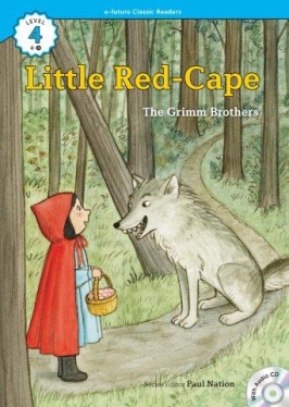 e-future Classic Readers 4-03. Little Red-Cape (with Audio CD)