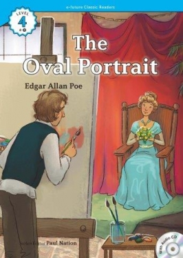 e-future Classic Readers 4-08. The Oval Portrait (with Audio CD)