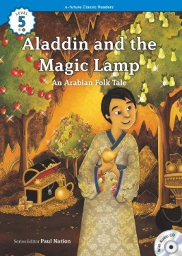e-future Classic Readers 5-08. Aladdin and the Magic Lamp (with Audio CD)