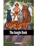 Foxton ELT Readers Level 2 (A2/B1) The Jungle Book