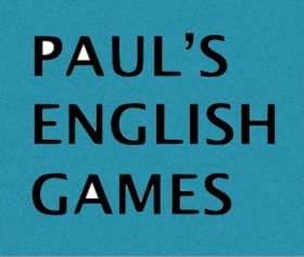 Paul's English Games