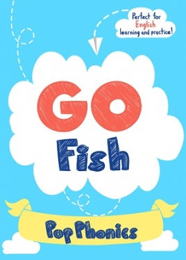ABC Pop Phonics: Go Fish Cards