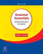 Grammar Essentials Student Book New Edition