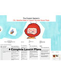 Honeysuckle Cottage Lesson Plan Bundle Oh, Weather Bee! (Digital Downloads)