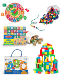 Kindergarten Classroom Play Set