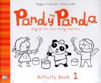 Pandy the Panda Level 1 Activity Book