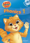 Let's Go Phonics Book 1 with Audio CD