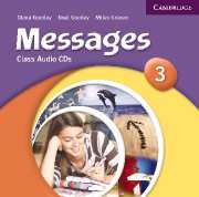 Messages 3 Class CDs