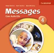 Messages 4 Class Audio CDs